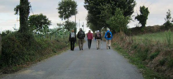 A Camino Pilgrimage