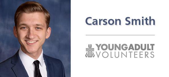 Caron Smith: Young Adult Volunteer