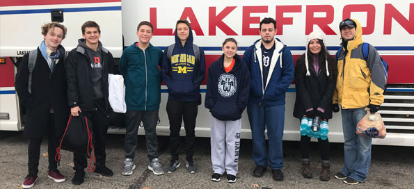 Mission Trip to Chicago - November 2017