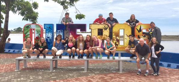 Costa Rica Mission Trip 2017