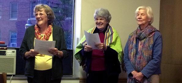 Deacons Meeting Fall 2014