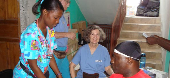Treating Haitian patients