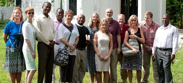 Haiti Medical Mission Team - 2013
