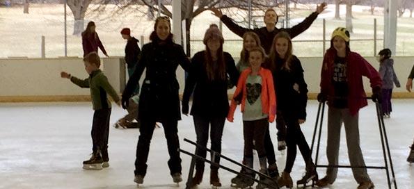 Ice Skating 2016