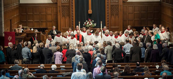 Installation of Elders and Deacons
