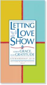 Letting Love Show Brochure 2017