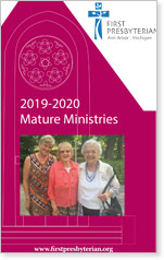 2019-2020 Mature Ministries