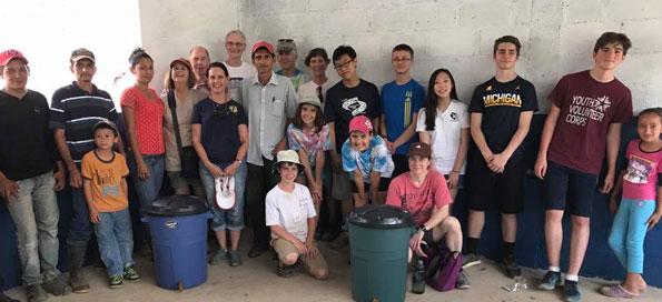 Nicaragua Mission Team (2017)