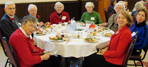 Presbyterian Women's Lunch