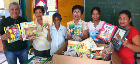 Philippines Book Distribution