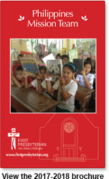 Philippines Mission Brochure 2017-2018