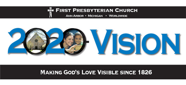 2020 Vision: Making God's Love Visible Since 1826