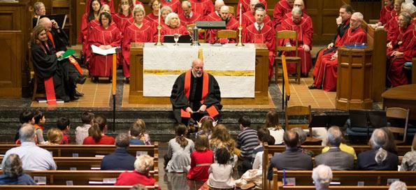 Worship at First Pres