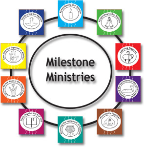 Milestone ministries circle of events