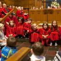 A children's sermon